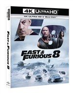 Fast And Furious 8 (Blu-Ray 4k Ultra Hd+blu-Ray)