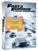 Fast And Furious - 8 Movie Collection (8 Dvd)