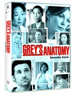 Grey's Anatomy - Stagione 02 (8 Dvd)