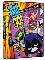Teen Titans Go! - Couch Crusaders (2 Dvd)
