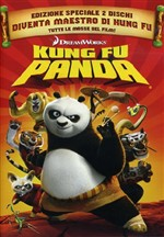 Kung Fu Panda (Special Edition) (2 Dvd)