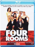 Four Rooms (Limited Edition) (blu-ray+ricettario)