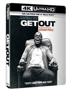 Scappa - Get Out (Blu-Ray 4k Ultra Hd+blu-Ray)