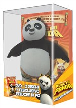 Kung Fu Panda (Limited Edition) (2 Dvd+peluche)