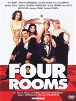 Four Rooms (Limited Edition) (dvd+ricettario)