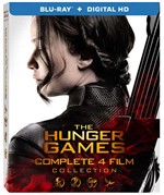 Hunger Games - Complete Collection (4 Blu-Ray)