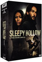 Sleepy Hollow - Stagione 01 (4 Dvd)