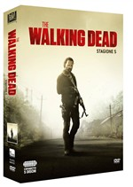 The Walking Dead - Stagione 05 (5 Dvd)
