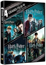 Harry Potter - 4 Grandi Film #02 (4 Dvd)
