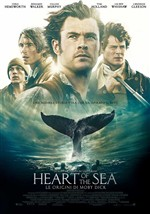 Heart Of The Sea - Le Origini Di Moby Dick