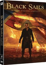 Black Sails - Stagione 03 (4 Dvd)
