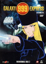 Galaxy Express 999 - La Serie Tv Memorial Box 02 (Eps 31-58) (5 Dvd)