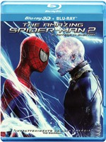 The Amazing Spider-Man 2 - Il Potere di Electro (Blu-Ray 3D)