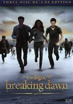 Breaking Dawn - Parte 2 - The Twilight Saga (Deluxe Limited Edition) (3 Dvd)