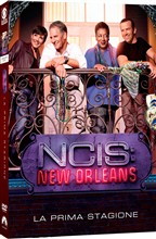Ncis - New Orleans - Stagione 01 (6 Dvd)