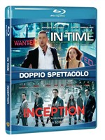Inception / In Time (2 Blu-ray)