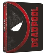 Deadpool (Blu-Ray Steelbook)