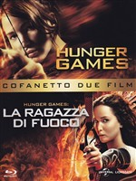 Hunger Games / Hunger Games - La Ragazza Di Fuoco (2 Blu-ray)