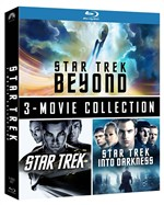 Star Trek / Star Trek Into Darkness / Star Trek - Beyond (3 Blu-ray)