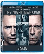 The Night Manager - Stagione 01 (2 Blu-ray)