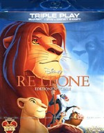 Il Re Leone (Special Edition) (blu-ray+dvd+e-copy)