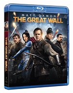 The Great Wall Blu Ray