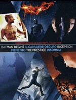 Christopher Nolan Director's Collection (8 Blu-ray) (ltd Ed)