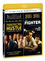American Hustle - L'apparenza Inganna / The Fighter (Limited Edition) (2 Blu-ray)