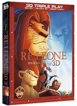 Il Re Leone - La Trilogia (3 Blu-ray)