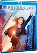 Supergirl Stagione 1 Blu Ray