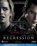Regression (Limited Edition) (blu-ray+booklet)
