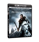 Robin Hood (Blu-Ray 4k Ultra Hd+blu-Ray)