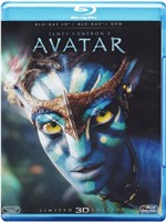 Avatar (Blu-ray+blu-ray 3d+dvd) (ltd Ed)