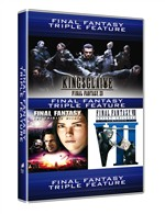 Final Fantasy - 3 Movie Collection (3 Dvd)