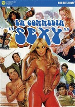La Commedia Sexy Box Set (3 Dvd)