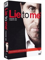 Lie To Me - Stagione 01 (4 Dvd)