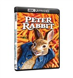 Peter Rabbit (4K Ultra HD + Blu-Ray)