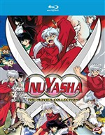 Inuyasha The Movie Complete Collection (2 Blu-Ray)