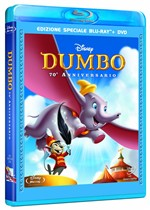 Dumbo (Special Edition) (70° Anniversario) (blu-ray+dvd)