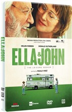 Ella & John - The Leisure Seeker (Steelbook)