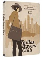 Dallas Buyers Club (Ltd Steelbook)