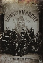 Sons Of Anarchy - Stagione 04 (4 Dvd)