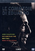 Le Commedie Di Eduardo #01 (Collector's Edition) (5 Dvd)