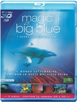 Magic Of The Big Blue (2 Blu-ray+blu-ray 3d)