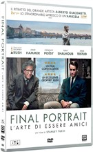 Final Portrait - L'arte di Essere Amici