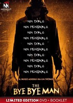 The Bye Bye Man (Limited Edition) (Dvd+booklet)