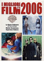 Matrix Revolutions / La Sposa Cadavere / Superman Returns (I Migliori Film del 2006) (3 Dvd)