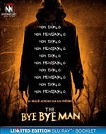 The Bye Bye Man (Limited Edition) (Blu-Ray+booklet)