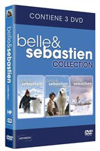 Belle & Sebastien Collection (3 Dvd)