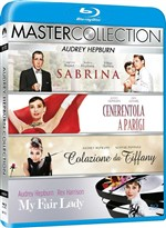 Audrey Hepburn Master Collection (4 Blu-ray)
